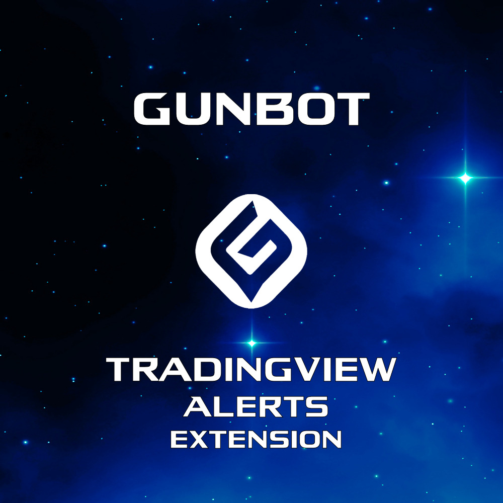 Gunbot - TradingView Alerts Plugin - Create your own Trading Strategy